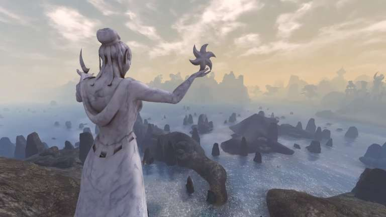 Without Much Fanfare, The Morrowind Rebirth Mod Just Got A Second Massive Update Within The Year