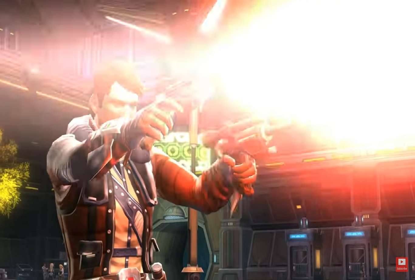Tacticals Increase DPS Potential For Gunslingers And Snipers In Star Wars The Old Republic
