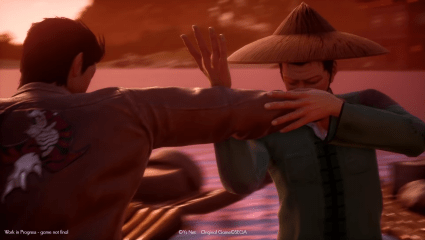 Steam Platform Offers Daily Deal On Shenmue I and II, Despite Third Game Movement To Epic