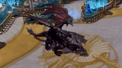 Deathwing Has Arrived On The Heroes Of The Storm PTR With Savage Skins And Earth Shattering Attacks
