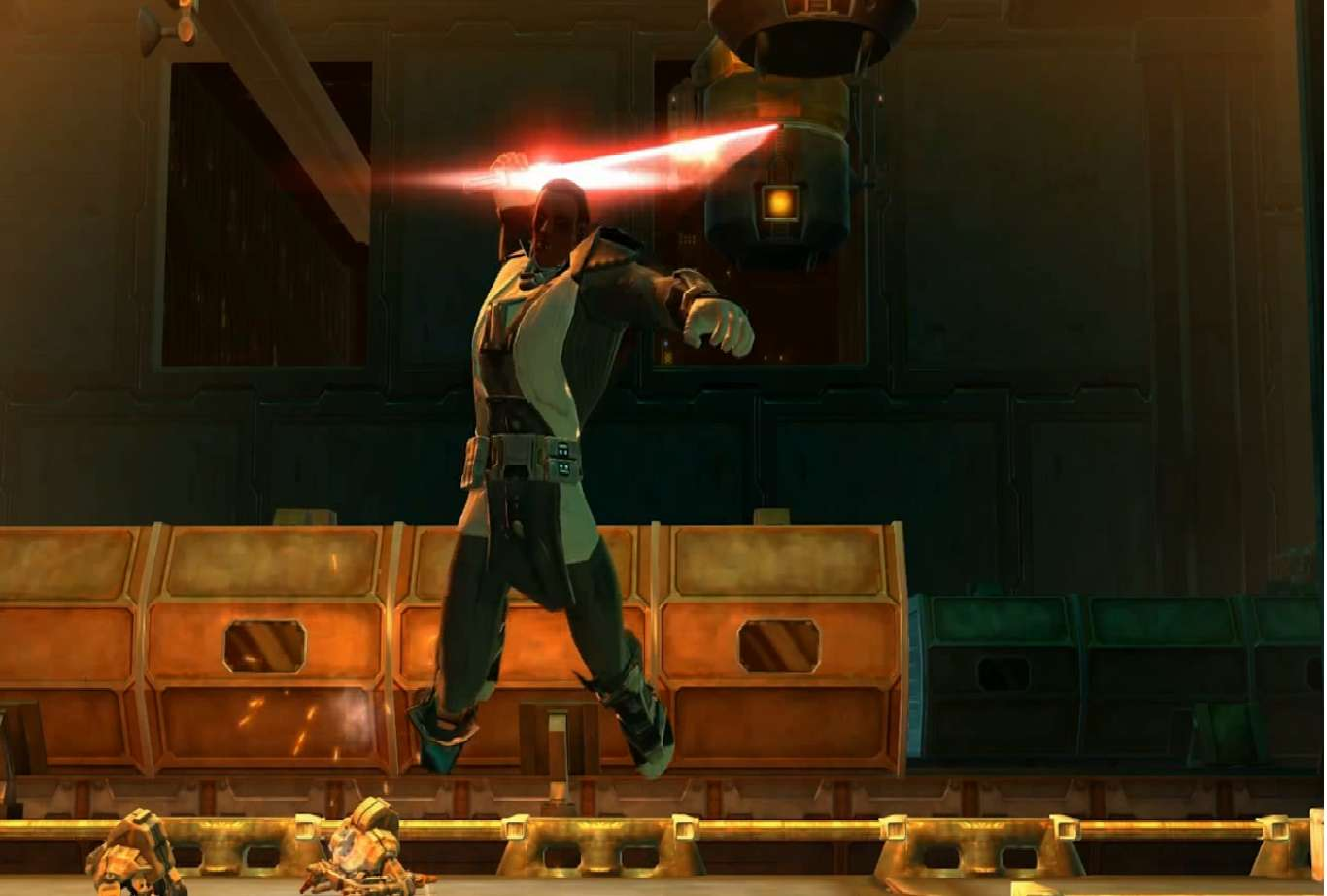 Tacticals Boost Tanking And DPS For Guardians And Juggernauts In Star Wars The Old Republic