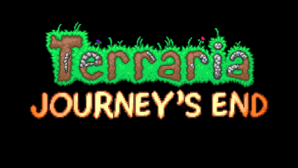 Terraria Journey's End, Or PC Patch 1.4, Finally Gets An Official Release Date, And It's Coming Soon