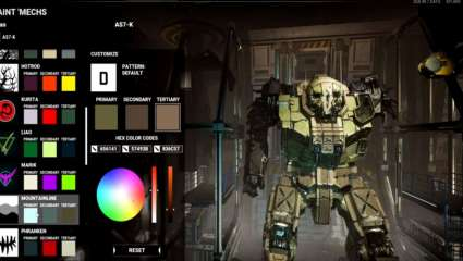 Mechwarrior 5's Customization And Combat Have Been Improved Thanks To Mod Called MW5 Mercs Reloaded