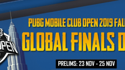 All Sixteen Teams Have Been Set For This Weekends PUBG Mobile Club Open 2019 Fall Split Grand Finals