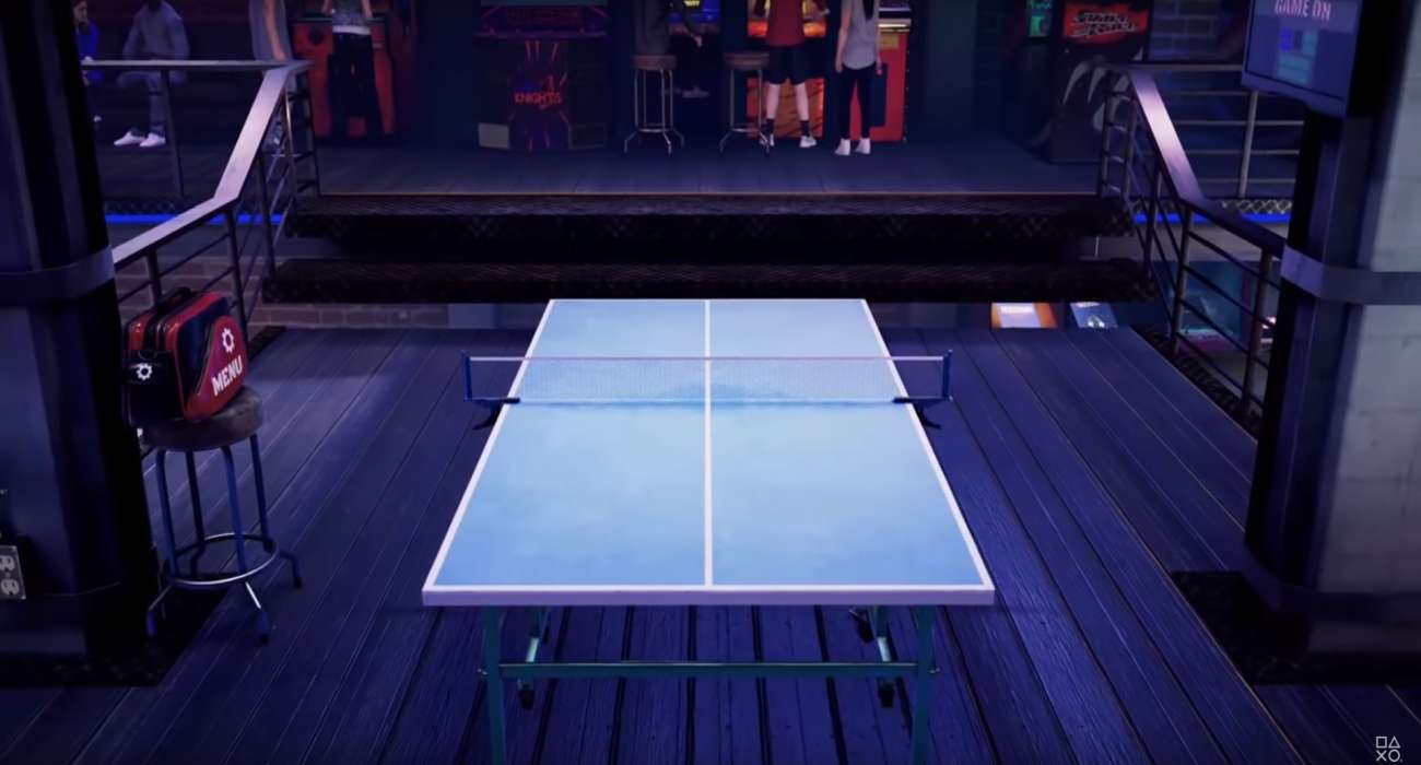 A Cool-Looking Launch Trailer Just Came Out For VR Ping Pong Pro For The PSVR