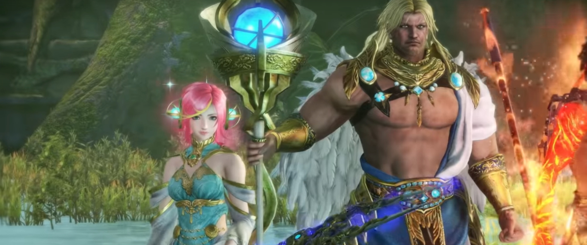 Second Warriors Orochi 4 Ultimate Trailer Showcases New Characters And Battles