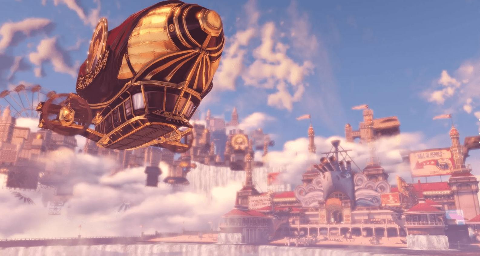 Is 2K's Mysterious Novato Studio Secretly Working On Another BioShock Sequel?