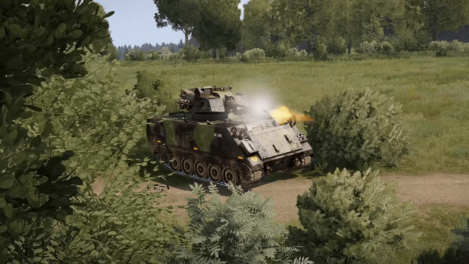 Arma 3 Developers Update Beleaguered Global Mobilization DLC Featuring Cold War Germany