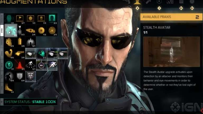 A Double Discount Sale On The PS Store Has Made Deus Ex: Mankind Divided Very Cheap For PS Plus Members
