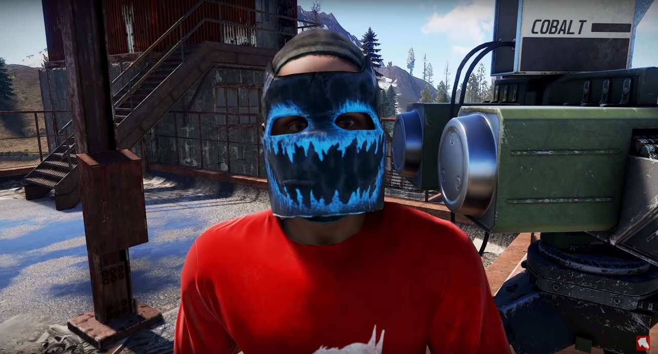 The Popular Multiplayer Survival Game Rust Is Coming To Consoles In 2020