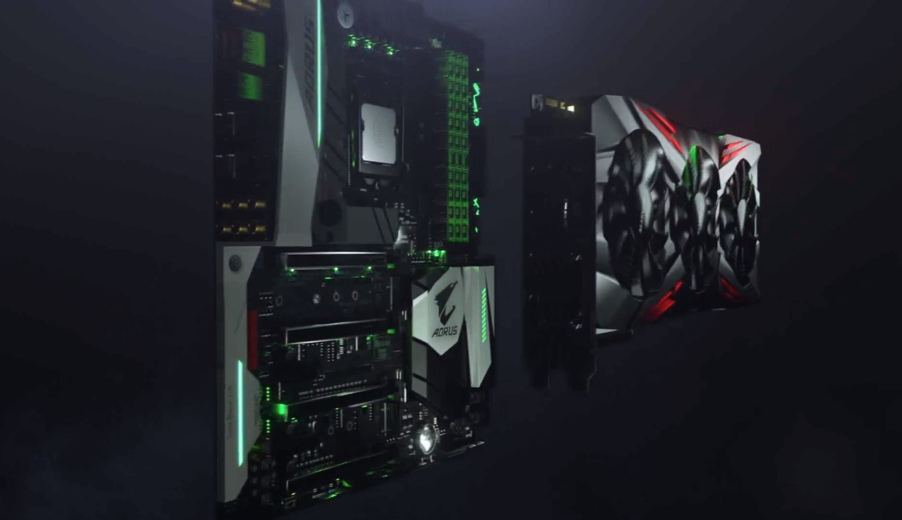 Gigabyte's Aorus Motherboards Increase Performance By 4% With DDR4-3600 RGB Kit, Gigabyte Also Launches TRX40