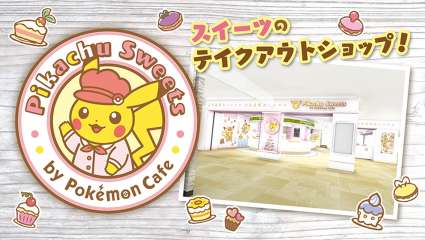 Pikachu Sweets By Pokémon Cafe Opening This Winter In Ikebukuro Japan