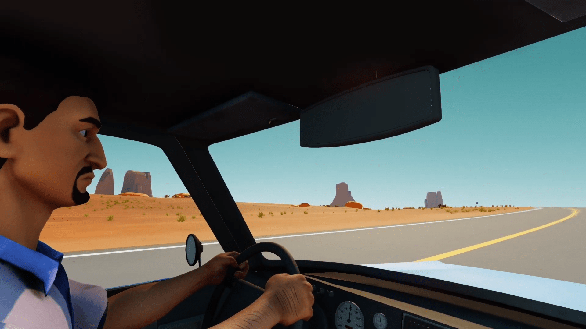 'Hitchhiker – A Mystery Game' Revealed At EGX Berlin, Prominently Features Both Hitchhiking And Mystery