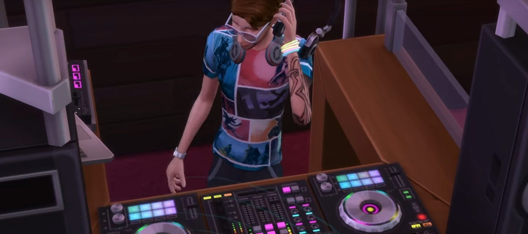 The Sims 4 Update Adds New Music Plus Several Fixes And Improvements