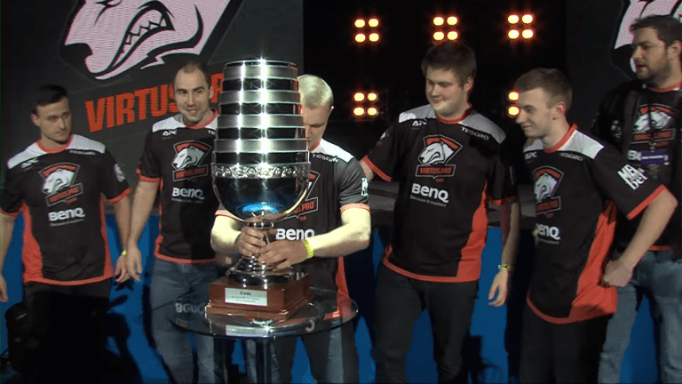 Virtus.pro Revamps Whole Roster With AVANGER Following StarLadder Berlin Major