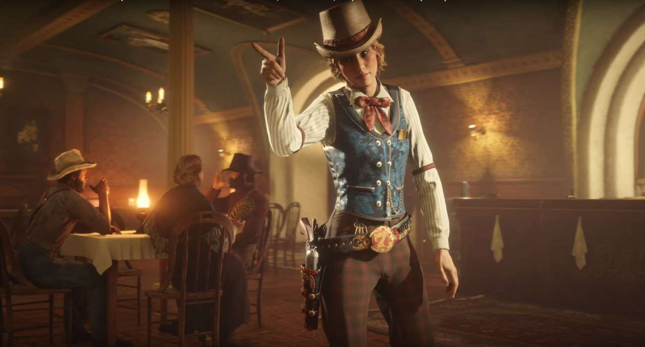 All New Red Dead Online Content For Fans: Moonshiners Is Out Now And Allows Players To Build A Distillery And Sell White Lightning