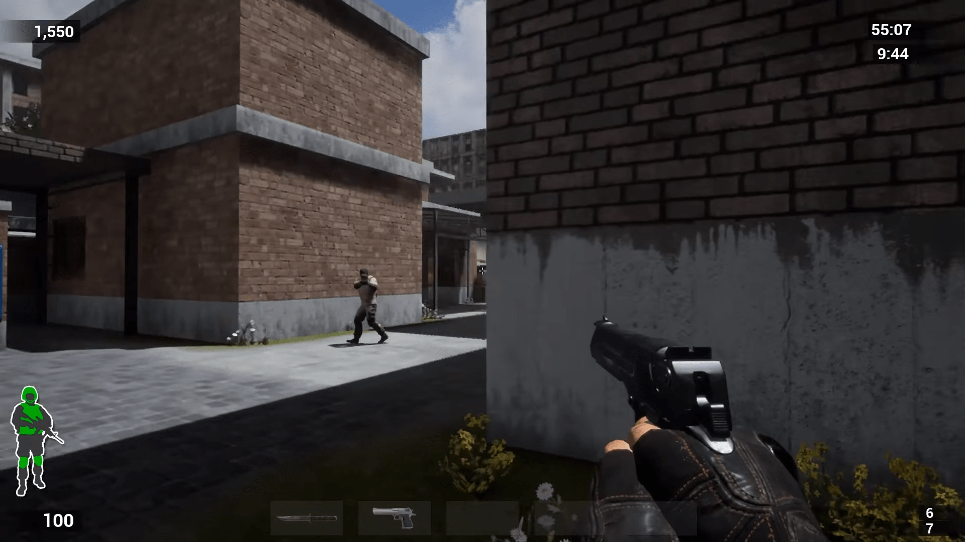 Tactical Operations Brings A New Patch To Steam Following Their Early Access Release