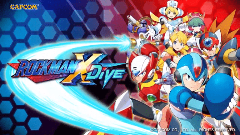 Mega Man X DiVE, Capcom's Upcoming Mobile Co-op Game, Delayed Until The First Quarter Of 2020