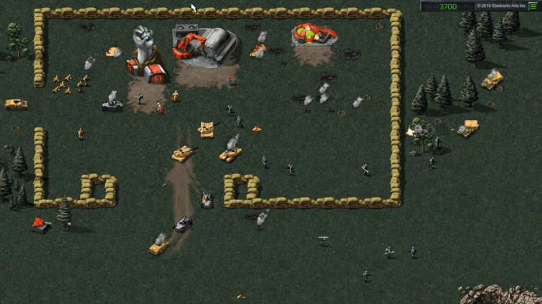 Electronic Arts Bringing Back A Familiar Voice For Command & Conquer: Remastered