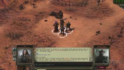 Wasteland 2 Is Now Being Offered For Free Through GOG For A Limited Time
