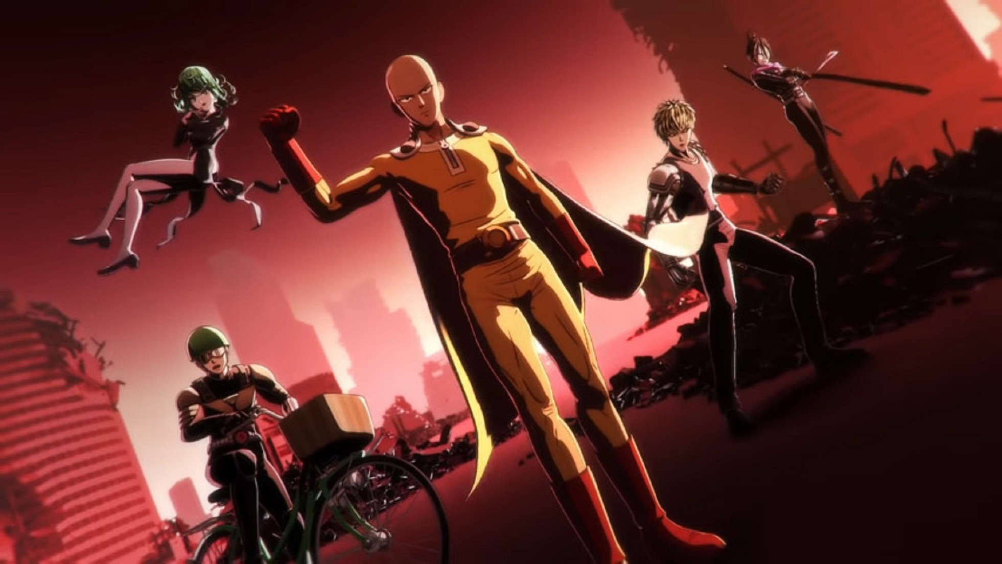 Bandai Namco Releases An Opening Video That Gives Fans A Peak Into The Upcoming Release Of  One Punch Man: A Hero N.K