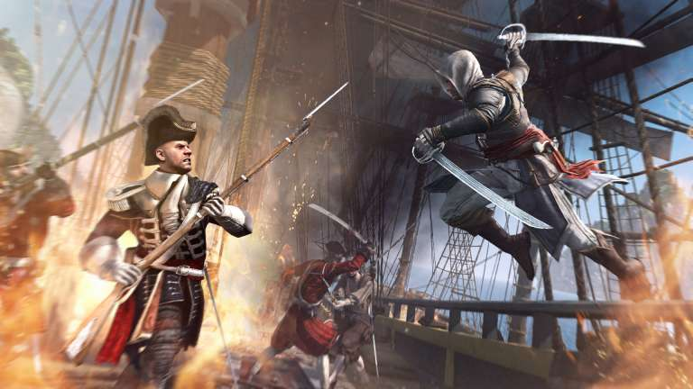 Assassin's Creed Is Coming To Netflix For A Live Action Television Series