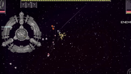 Customize Your Space Fleet And Destroy The Alien Factions In Event Horizon: Space Defense, Coming To Nintendo Switch
