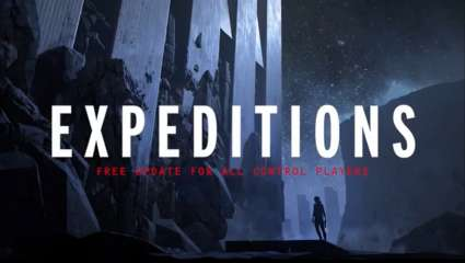Control Now Has A New End-Game Mode Called Expeditions That's Free To All
