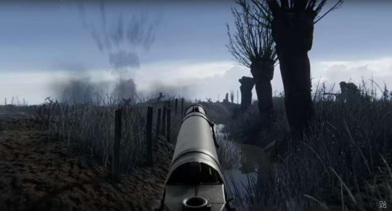 The Remastered Version Of Verdun Is Now Out On The PS4, A Launch Trailer Shows Off The Improvements