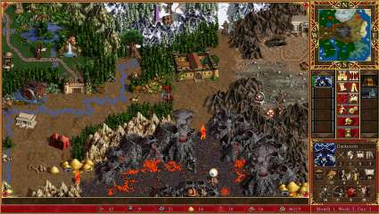 Heroes Of Might And Magic III Is Alive And Active Twenty Years After Launch, A Review Of The Third Game Of The Series