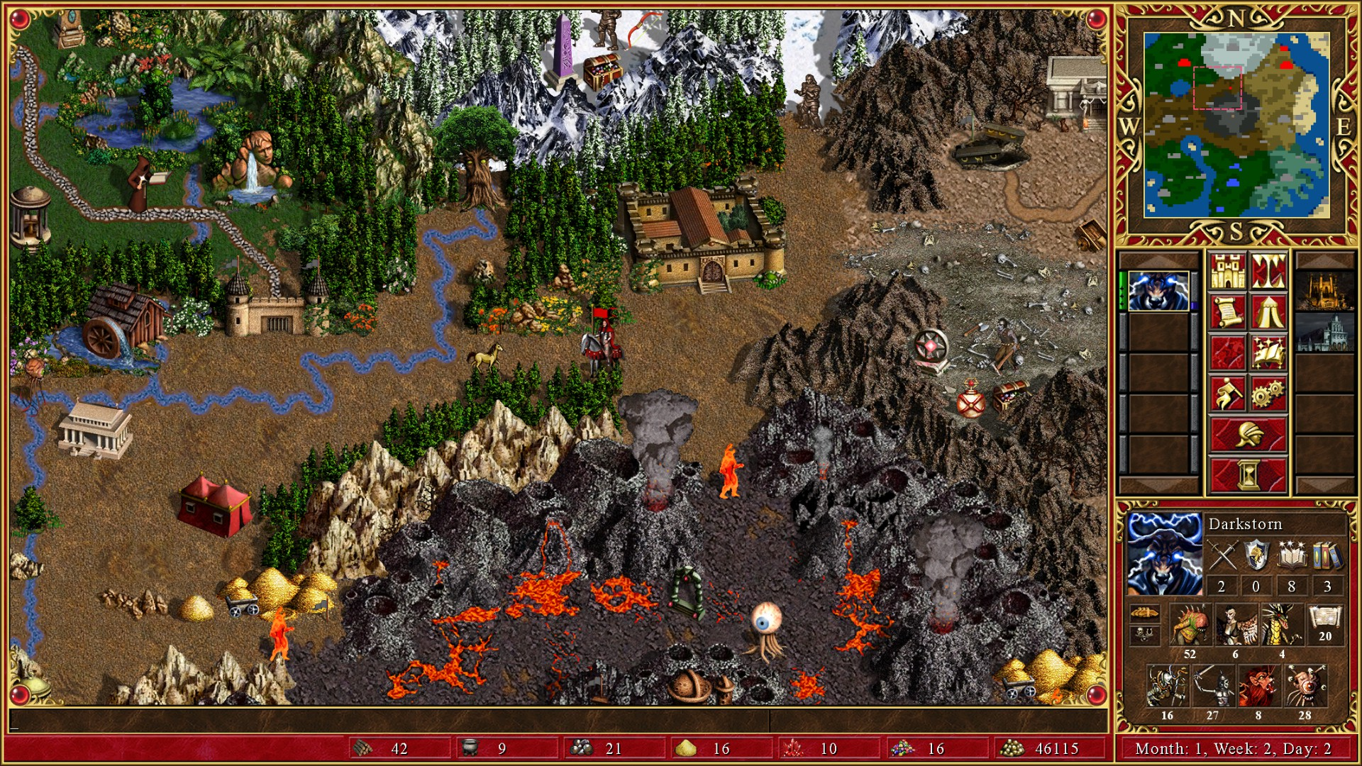 The Story Of Heroes Of Might And Magic, The Illustrious, Ageless Turn-Based Strategy