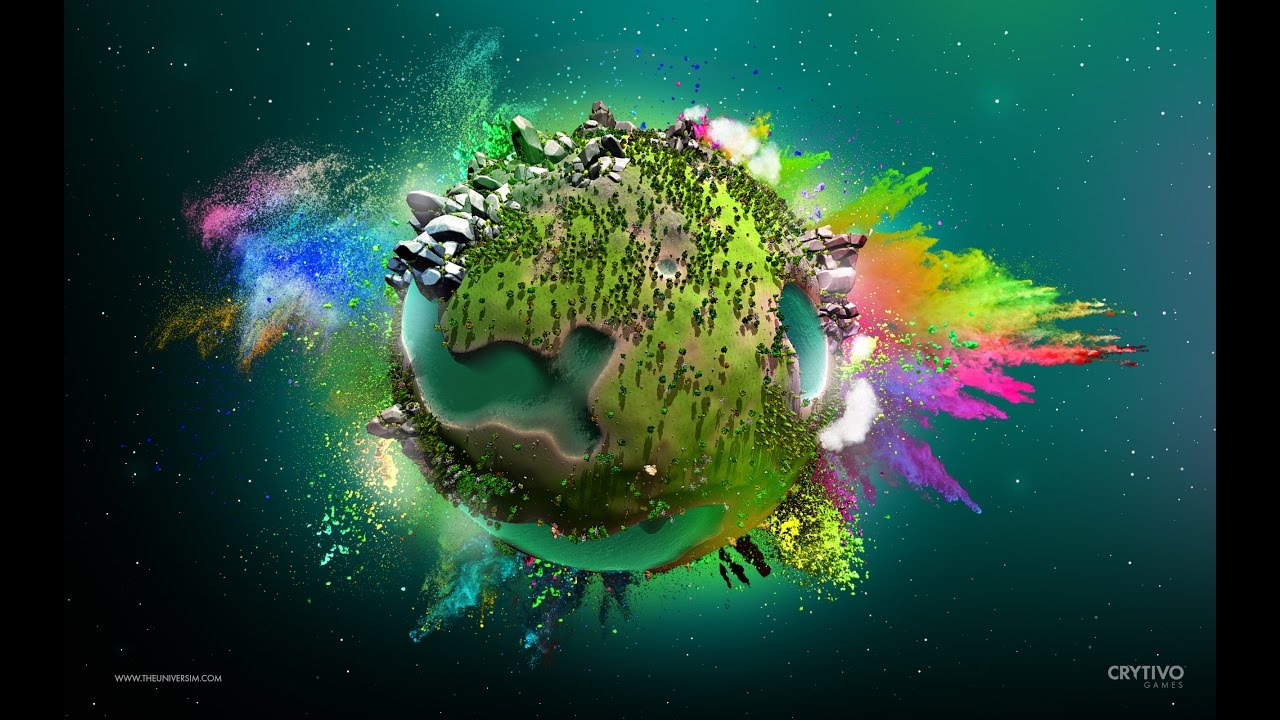 Crytivo Has Launched The Universim Into Beta With Some New Planets, Major Update Pushes The Game Further Towards Its Completion