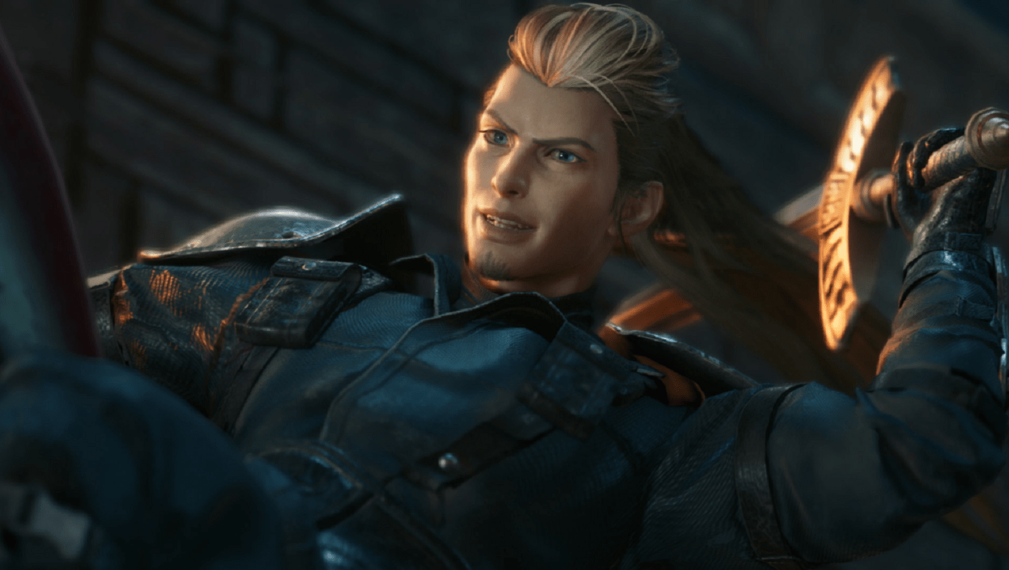 Square Enix Finally Reveals The Identity Of The Mysterious New Character Featured In A Final Fantasy VII Remake Trailer