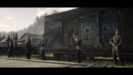Red Dead Online Still Has No Reliable Way Of Playing Online In A Solo Lobby
