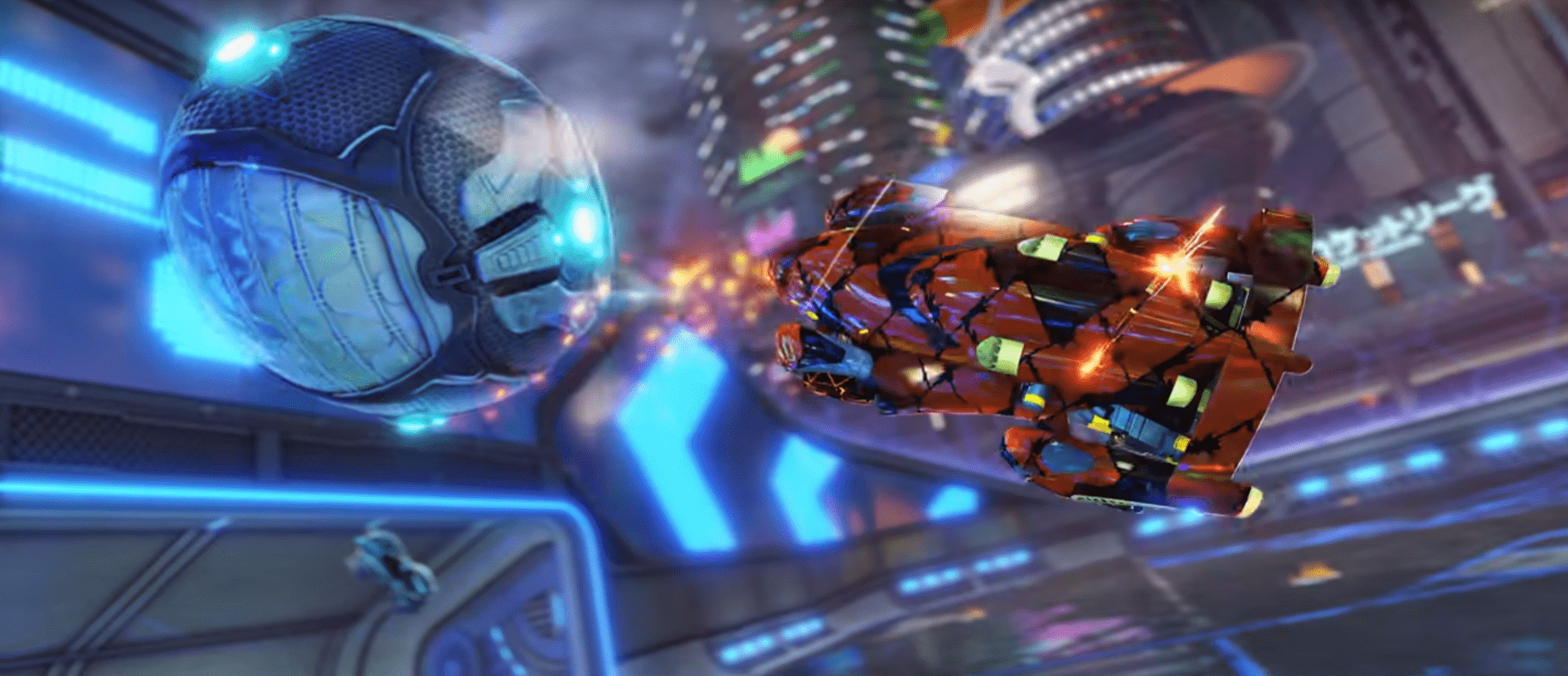 Rocket League Gamers Have The Chance To Win The Goal Of The Year Award, Along With Their Share Of $25,000