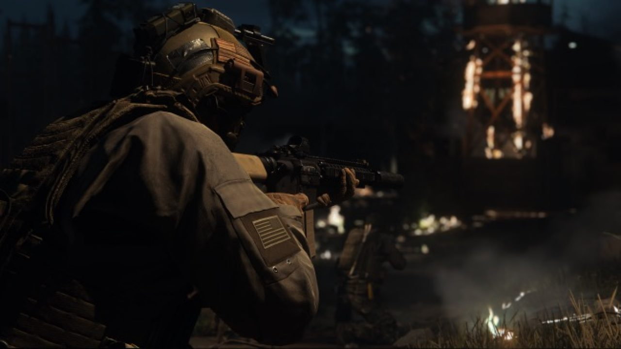 Infinity Ward Could Be Adding 'Frankenstein' Weapon Feature To Call Of Duty: Modern Warfare