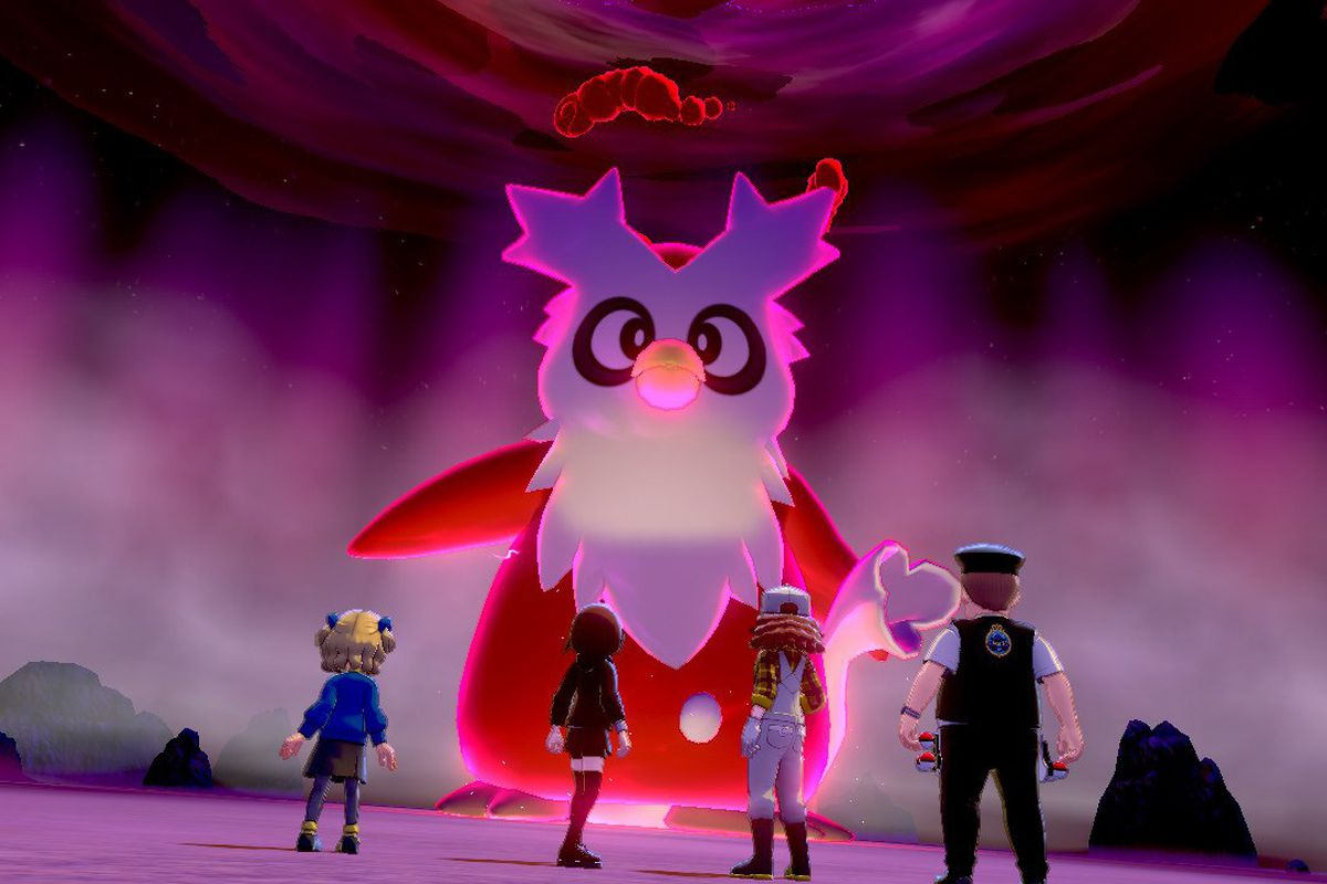 The Holiday Max Raid Events Are Now Live In Pokemon Sword & Shield, Time To Catch A Delibird