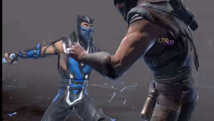 Mortal Kombat Mobile Update 2.4 Focusing On Mortal Kombat 11 Sub Zero For Holiday
