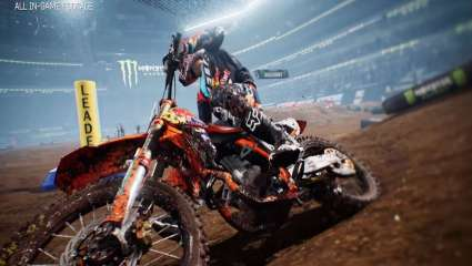 Monster Energy Supercross Is Still Available For Free For PlayStation Plus Subscribers Until January
