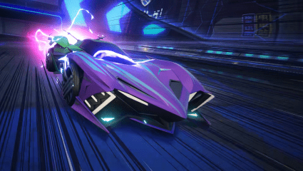 Rocket League Kicks Off The Beach Ball Event On Salty Shores Available Now To Play
