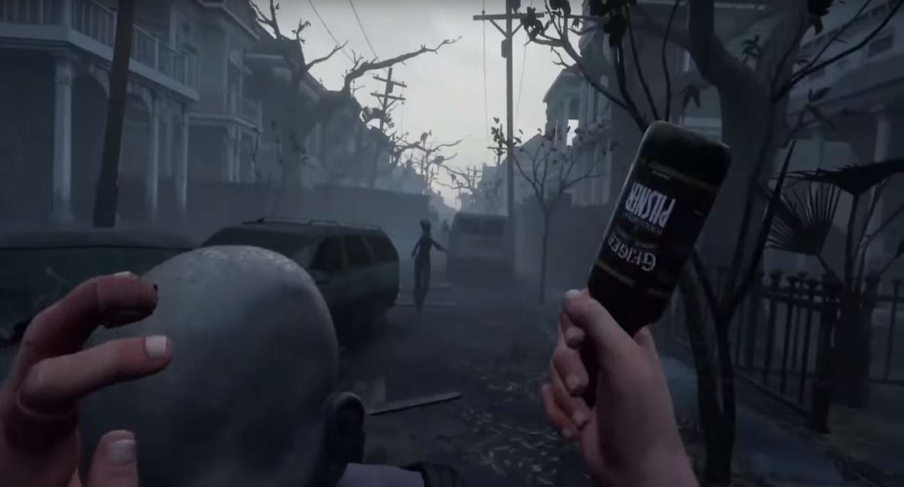 Some New Gameplay Footage Was Just Released For The Walking Dead: Saints And Sinners