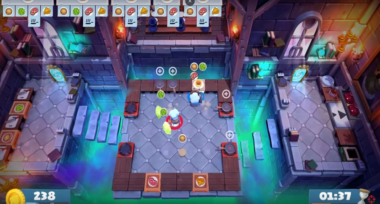 The Popular Overcooked 2 Is Being Added To The PlayStation Now Streaming Service In January