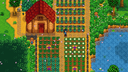 Stardew Valley's 1.4 Update Is Now Live For Nintendo Switch And PlayStation 4, Xbox Should Be Live Soon