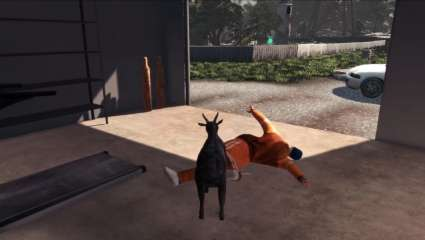 The Quirky Goat Simulator Is Free To Play For Xbox Live Gold Members Thanks To Free Play Days