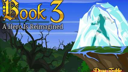DragonFable Updates The Opening For Book 3 As Their Final Update For 2019