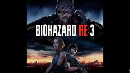 Some Cover Art Has Come In Signaling The Confirmation Of Resident Evil 3 Remake