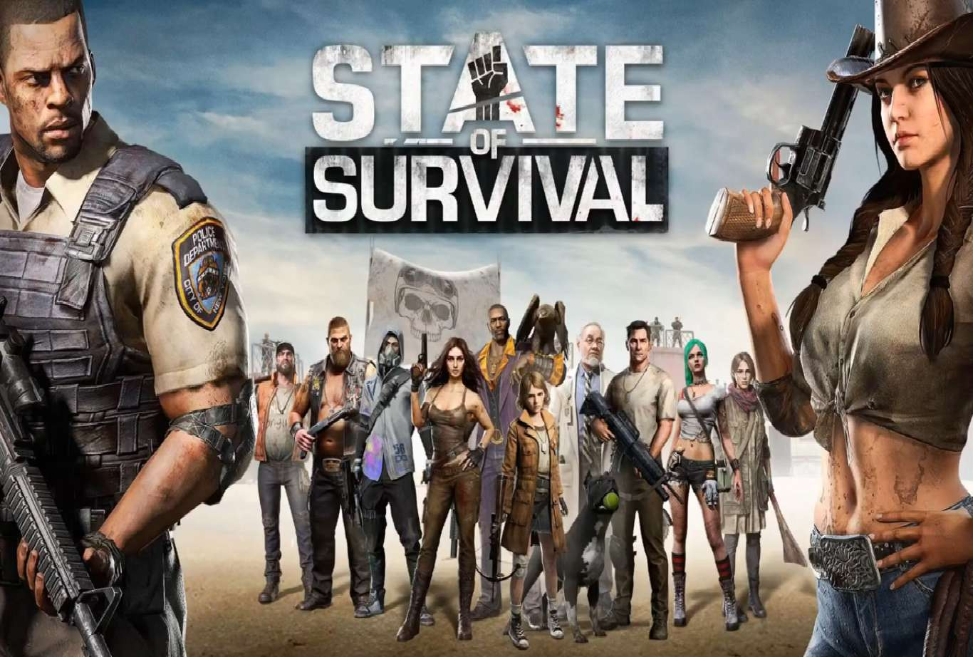 State Of Survival: Survive The Zombie Apocalypse Updates In Preparation For Christmas Event