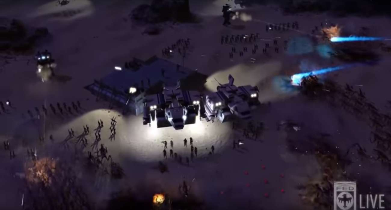 The Starship Troopers Franchise Is Coming To PC In The Form Of A Real-Time Strategy Game; A Trailer Is Out Now