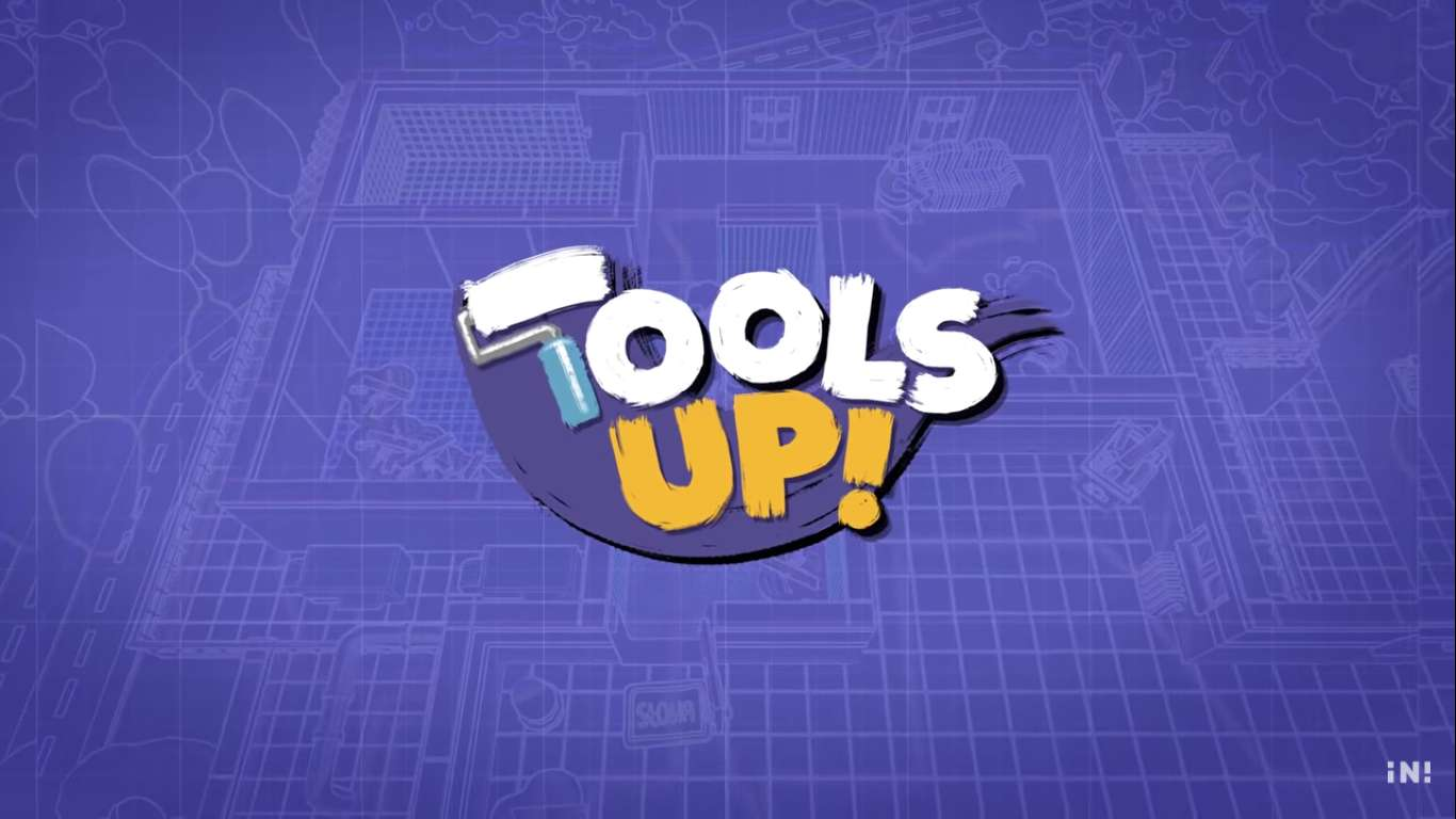 It Is Time For Some Couch Co-Op Apartment Renovation, Tools Up! Is Coming To All Major Platforms Tomorrow
