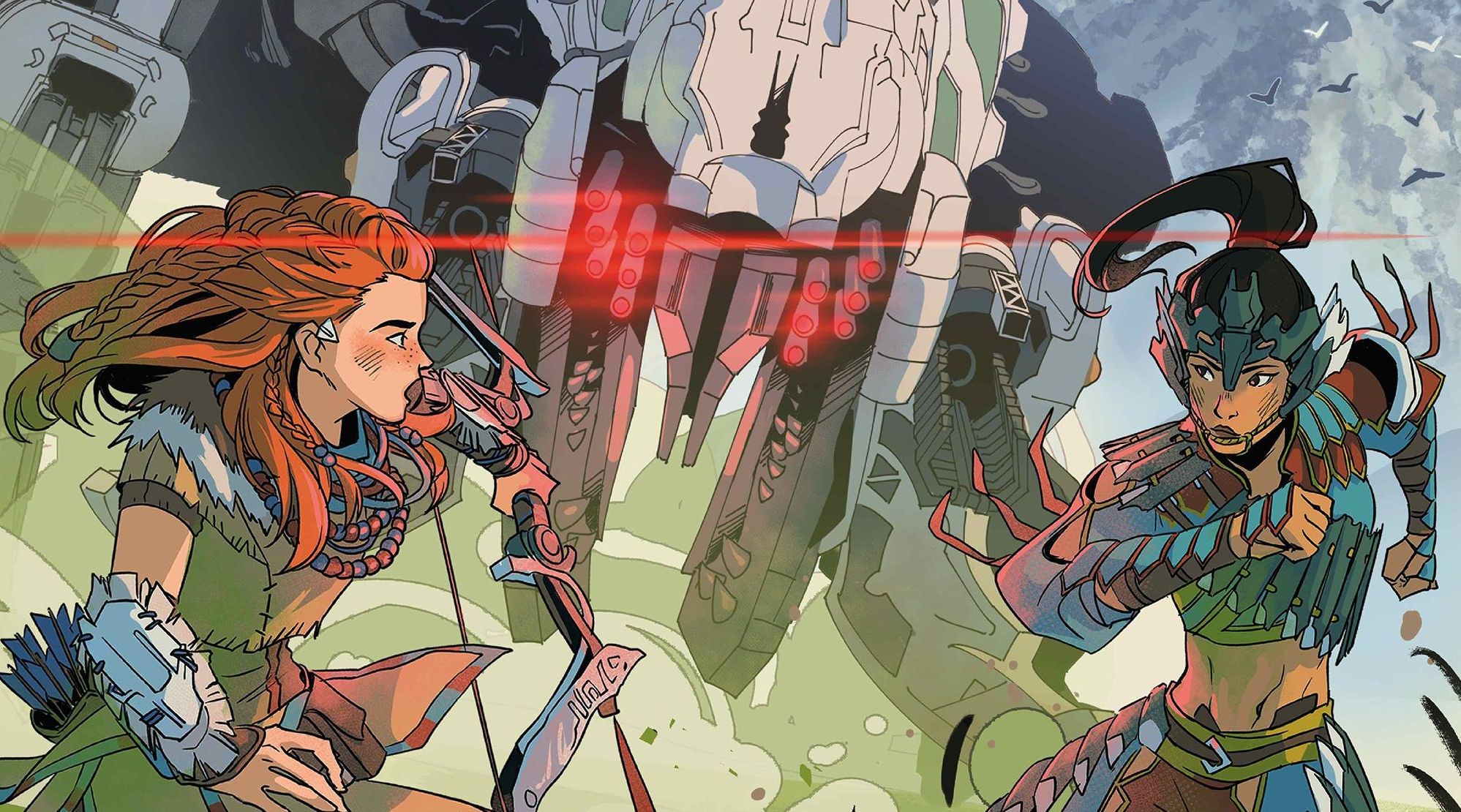 Titan Comics Announces Ongoing Comic Series For Horizon: Zero Dawn